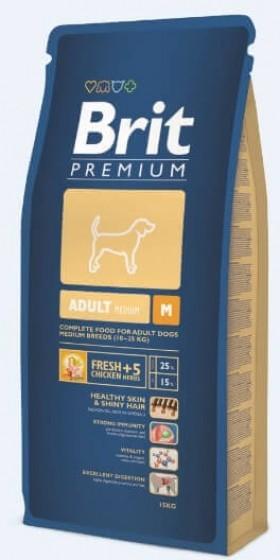 Brit Adult Premium pour chiens moyens