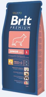 Brit Premium Junior para perros grandes