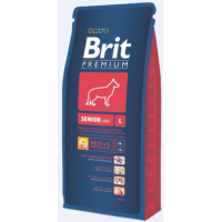 Brit Premium Senior für große Hunde
