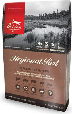 Orijen Regional Dog Red - Trockenfutter ohne Getreide