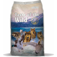 TASTE OF THE WILD Wetlands au Canard Sans Céréales pour chien actif