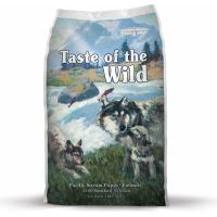 TASTE OF THE WILD PUPPY Pacific Stream au Saumon Sans Céréales pour chiot