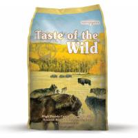 TASTE OF THE WILD High Prairie au Bison & Cerf Sans Céréales pour chien
