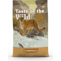 Taste of The Wild Canyon River para gatos esterilizados o adultos