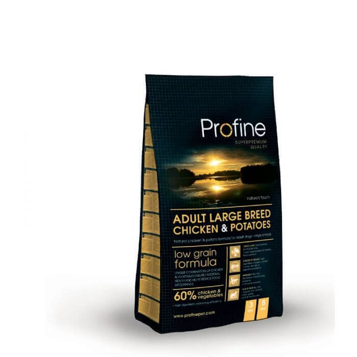 Profine Adult Large Breed Chicken and Potatoes pour chiens adultes de grandes tailles_2