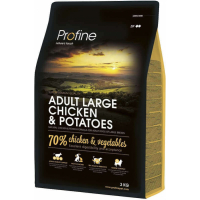 Profine Adult Large Breed Chicken and Potatoes pour chiens adultes de grandes tailles