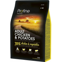 Profine Adult Chicken and potatoes pour chiens adultes