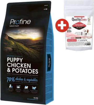 Profine Puppy Chicken pour chiots toutes races