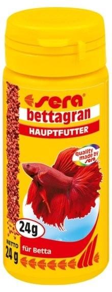 Granul s bettagran pour les couleurs des poissons for Nourriture combattant