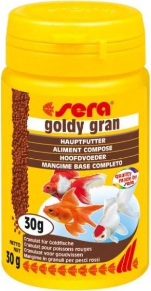 Granulés Goldy Gran pour poissons rouges