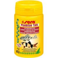 Pastilles Plankton Tabs pour poissons et invertébrés au plancton