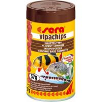 Aliments en chips Vipachips pour poissons de fonds