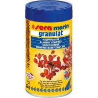 Granulés Marin Granulat pour poissons d'eau de mer