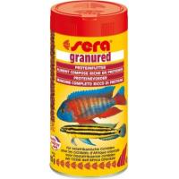 Granulés Granured pour renforcer les couleurs des cichlidés