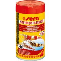 Nourriture pour crustacés et crevettes