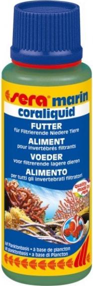 Coraliquid aliment pour les invertébrés filtrants