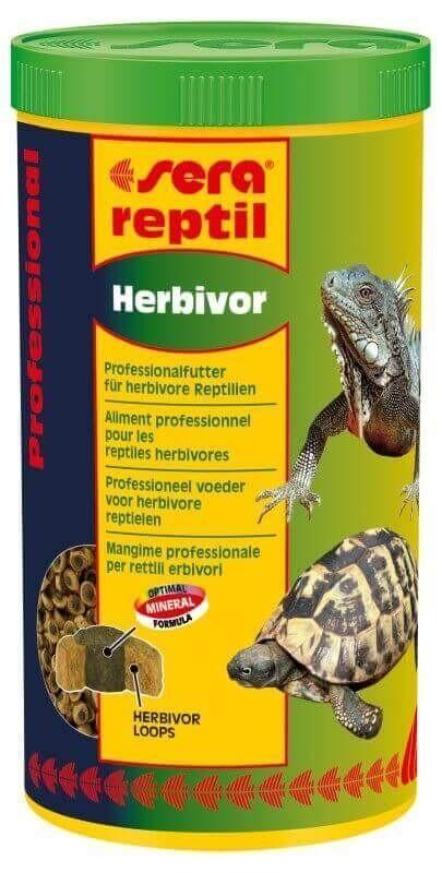Sera Reptil Professional Herbivor_0