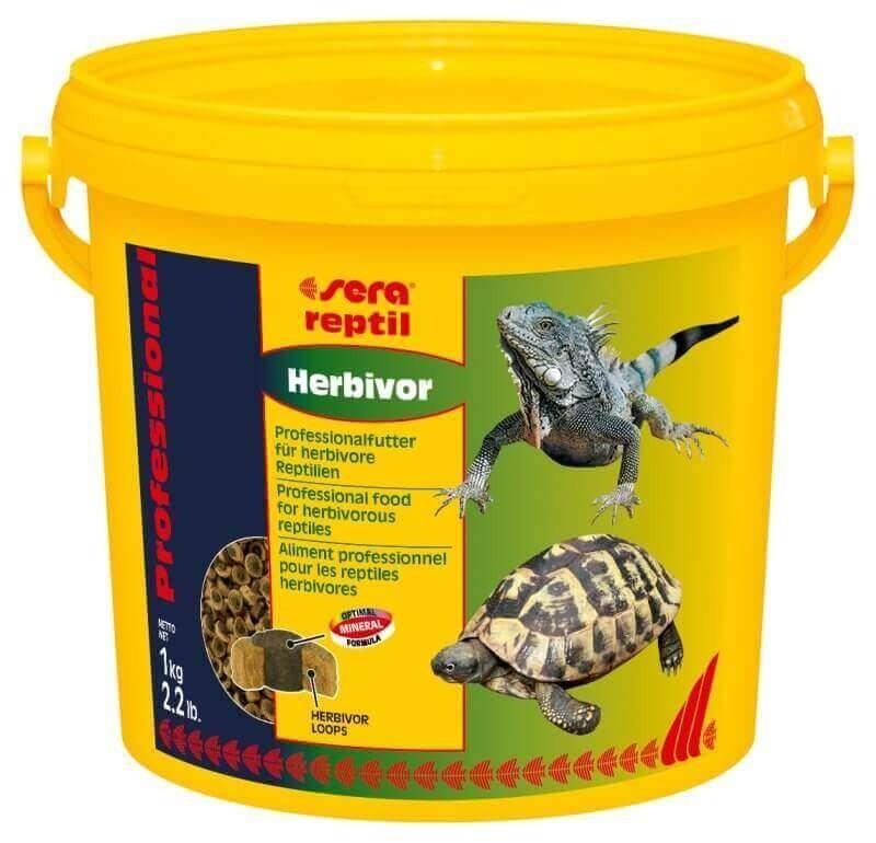 Sera Reptil Professional Herbivor_2