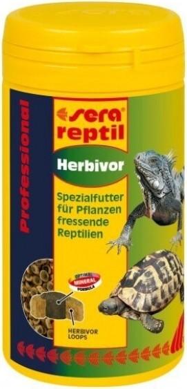 Sera Reptil Professional Herbivore Aliment pour reptiles herbivores