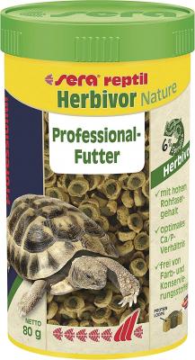 Reptil Professional Herbivore - Spezialfutter für Pflanzen fressende Reptilien