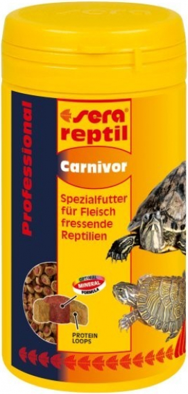 Reptil Professional Carnivore alimento para reptiles carnívoros