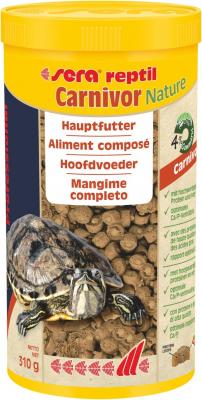 Sera Reptil Professional Carnivor Nature alimento para reptiles carnívoros