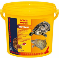 Comida para tortugas de agua