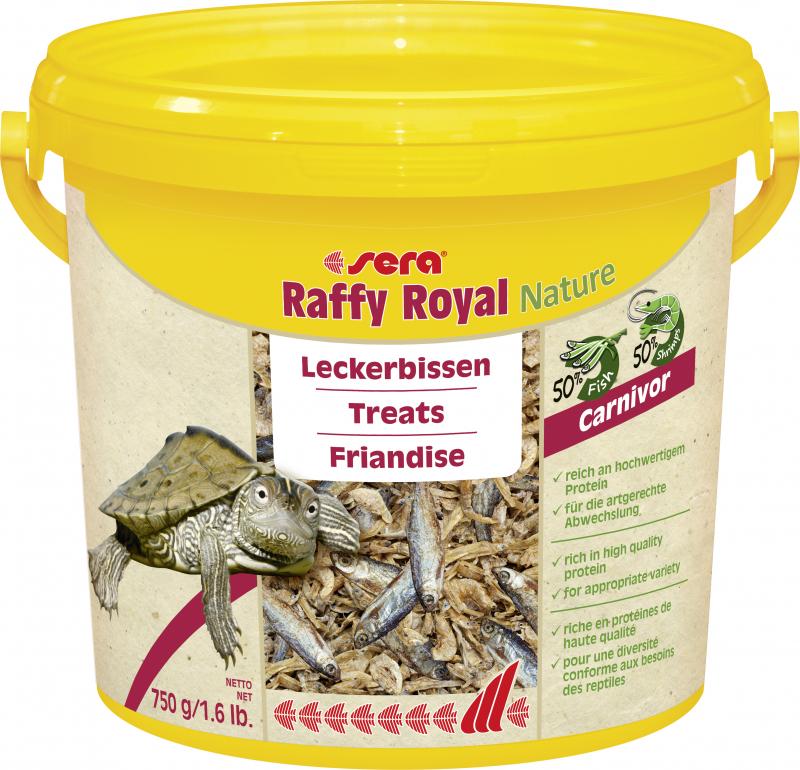 Raffy Royal pequeños peces para tortugas acuáticas