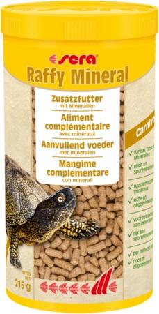 Sera Raffy Mineral Complément énergétique pour reptiles