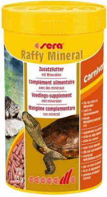 Raffy Mineral alimento energético para reptiles