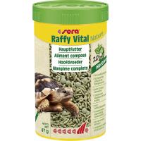 Sera Raffy Vital Aliment complet pour tortues terrestres et reptiles herbivores