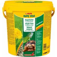 Sera Raffy Vital Cibo completo per tartarughe e rettili erbivori