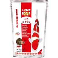 Koi Spirula profissional alimento composto especialmente para as cores de Koïs