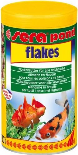 pond bioflakes nat rliches futter f r teichfische
