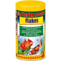 Pond Bioflakes alimento natural para peces de estanque