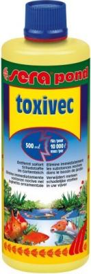 Pond Toxivec para eliminar sustancias nocivas