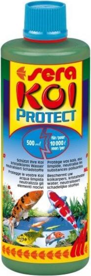 Koi Protect pour neutraliser les substances polluantes