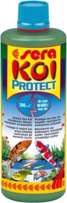 Koï Protect para neutralizar las sustancias contaminantes