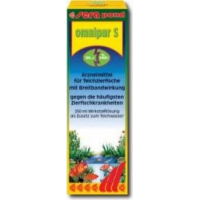 Vitaminas y cuidados para peces