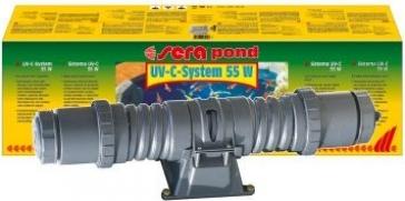 Système UVC pond 55w /  24 W
