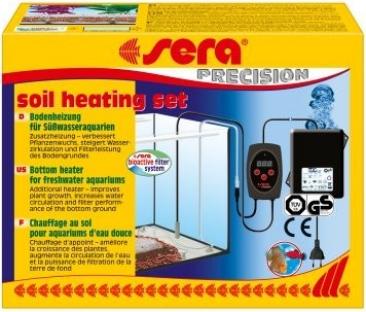 Soil Heating Set chauffage au sol pour aquariums d'eau douce