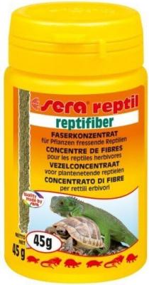 Sera Reptifiber Aliment complémentaire pour reptiles herbivores