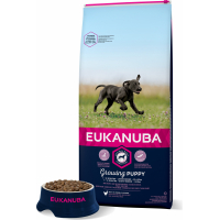 Eukanuba Growing Puppy Large Breed pour chiot de Grande Taille