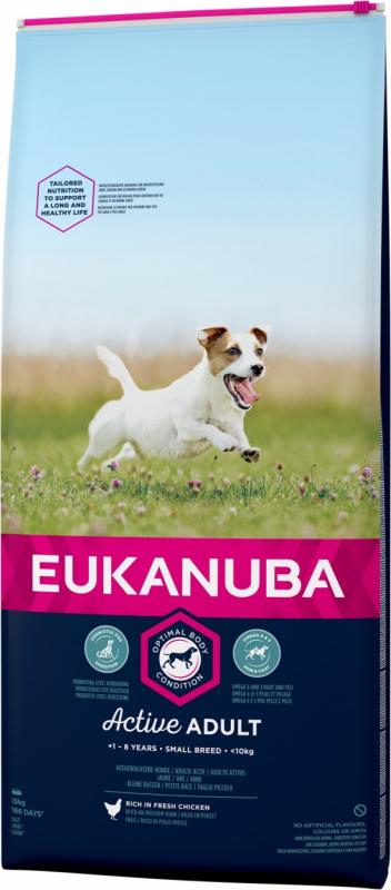 Eukanuba Adult Maintenance für kleine Rassen