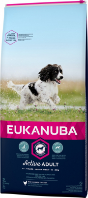 Eukanuba Adult Maintenance  für mittelgroße Rassen