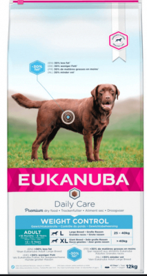 Eukanuba Daily Care Adult Weight Control pour chien adulte de grande taille