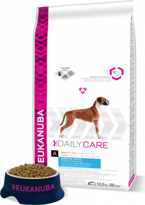 Eukanuba Daily Care Sensitive Joints pour Chien Adulte Sensible