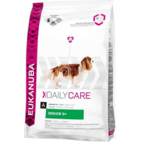 Eukanuba Daily Care Senior 9 + für Hunde die älter als 9 Jahre alt sind
