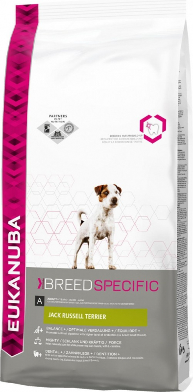 Eukanuba Breed Specific Jack Russell Terrier