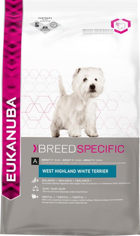 Eukanuba Breed Specific West Highland White Terrier
